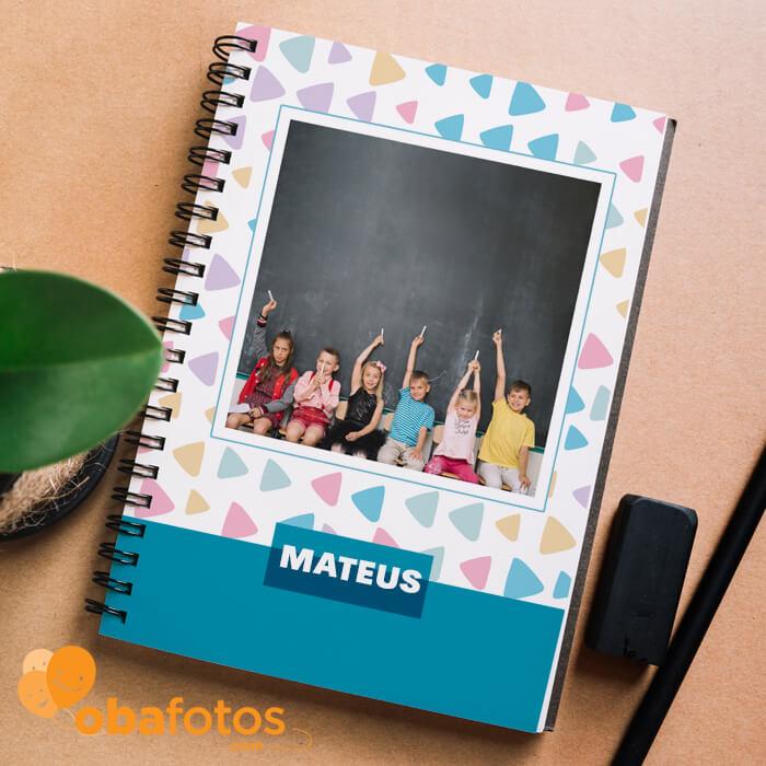 Caderno Universitário - Promo